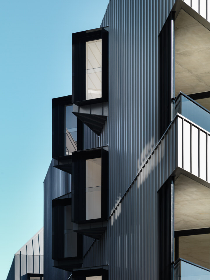Assembly Apartments - North Melbourne VIC