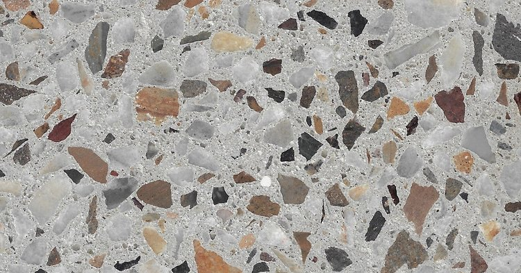 Ivory 10mm Crushed Stonefield & Koonunga Hill Grey