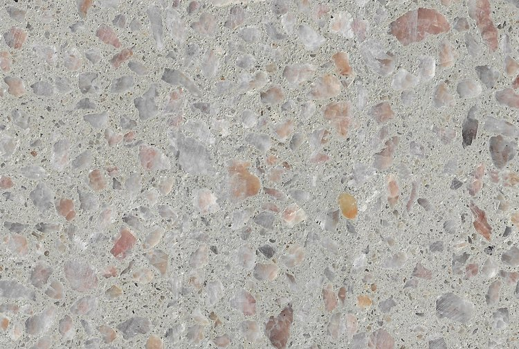 Ivory 10mm Angaston Pink Marble