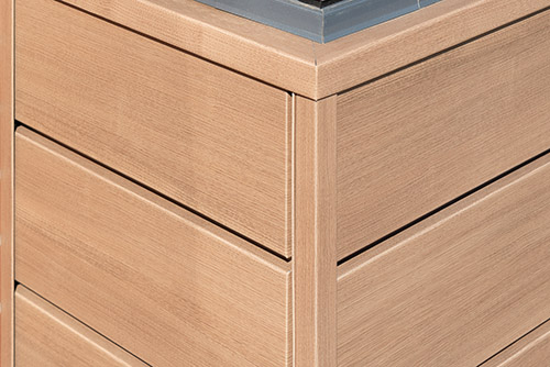 Covet Timber Look Express Panel Cladding