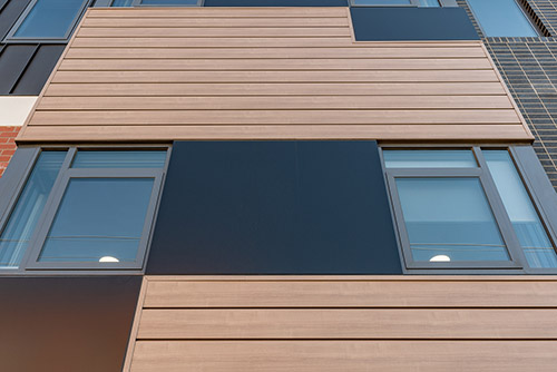 Covet Express Panel Cladding