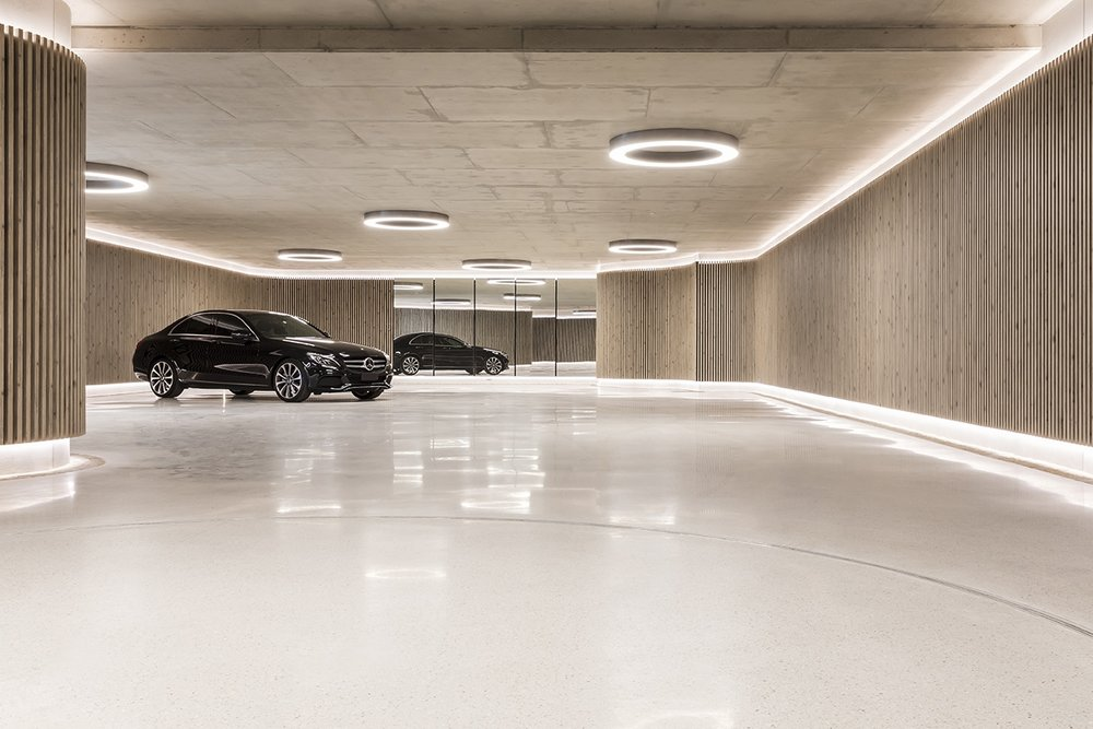 sydney private garage nsw -