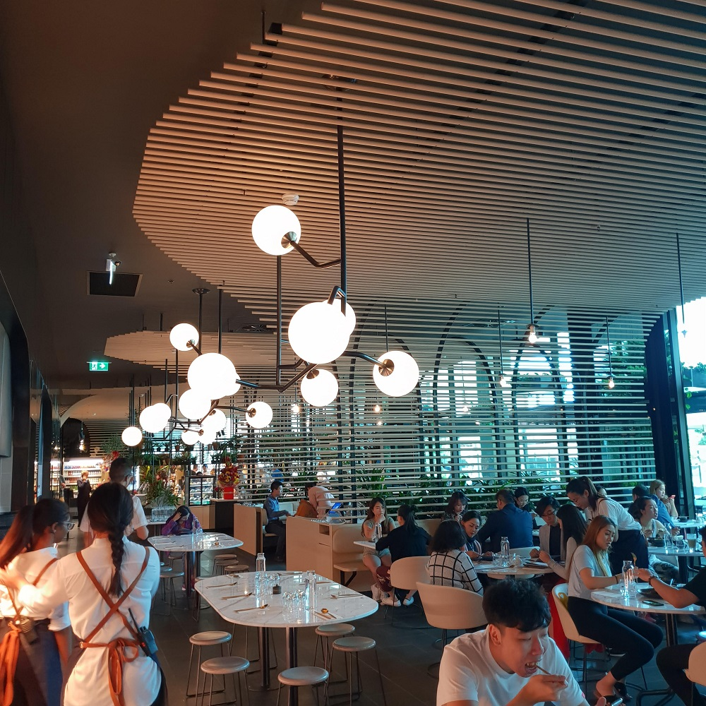 Calia Restaurant - Chadstone VIC