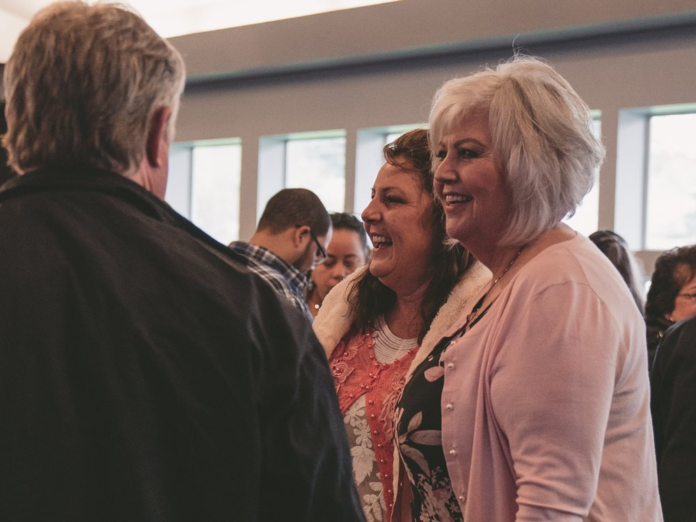 INVITE A FRIEND - We want everybody to be able to enjoy this Easter! Click the button below to invite your friends and family on Facebook to one of our Easter Gatherings.