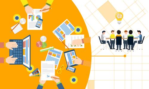安排会议 - 我们的团队将与您联系,进行进一步的讨论,并告知整个网站架构的相关过程