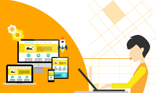 发布网站,及时上线 - 没错,只需7天的时间,您就能将您的理想网站及时发布,吸引您的潜在客户,提高业绩!