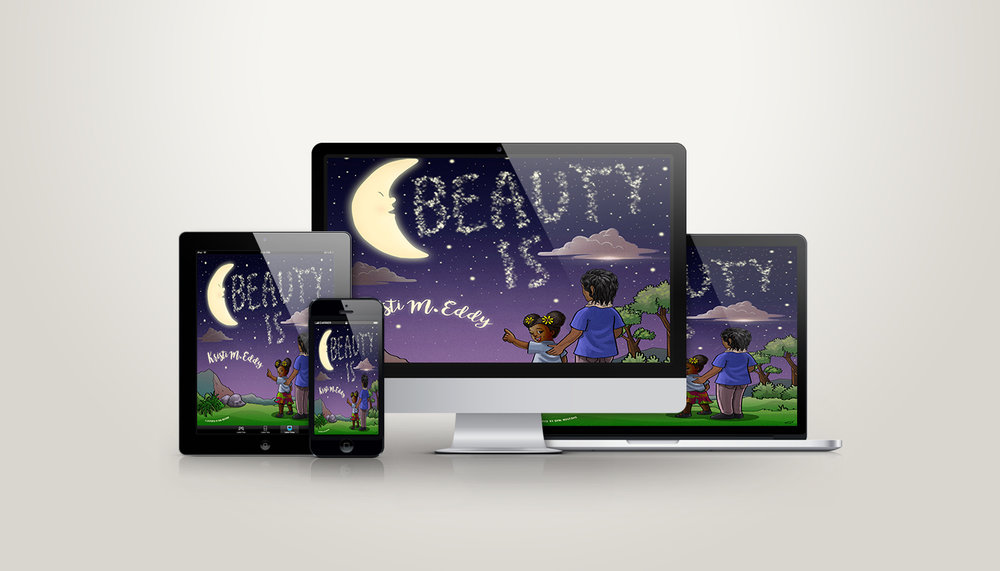 Kindle Edition- Beauty Is (2018)  PURCHASE HERE