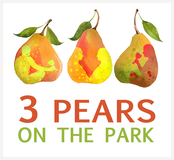 3 PEARS ON THE PARK