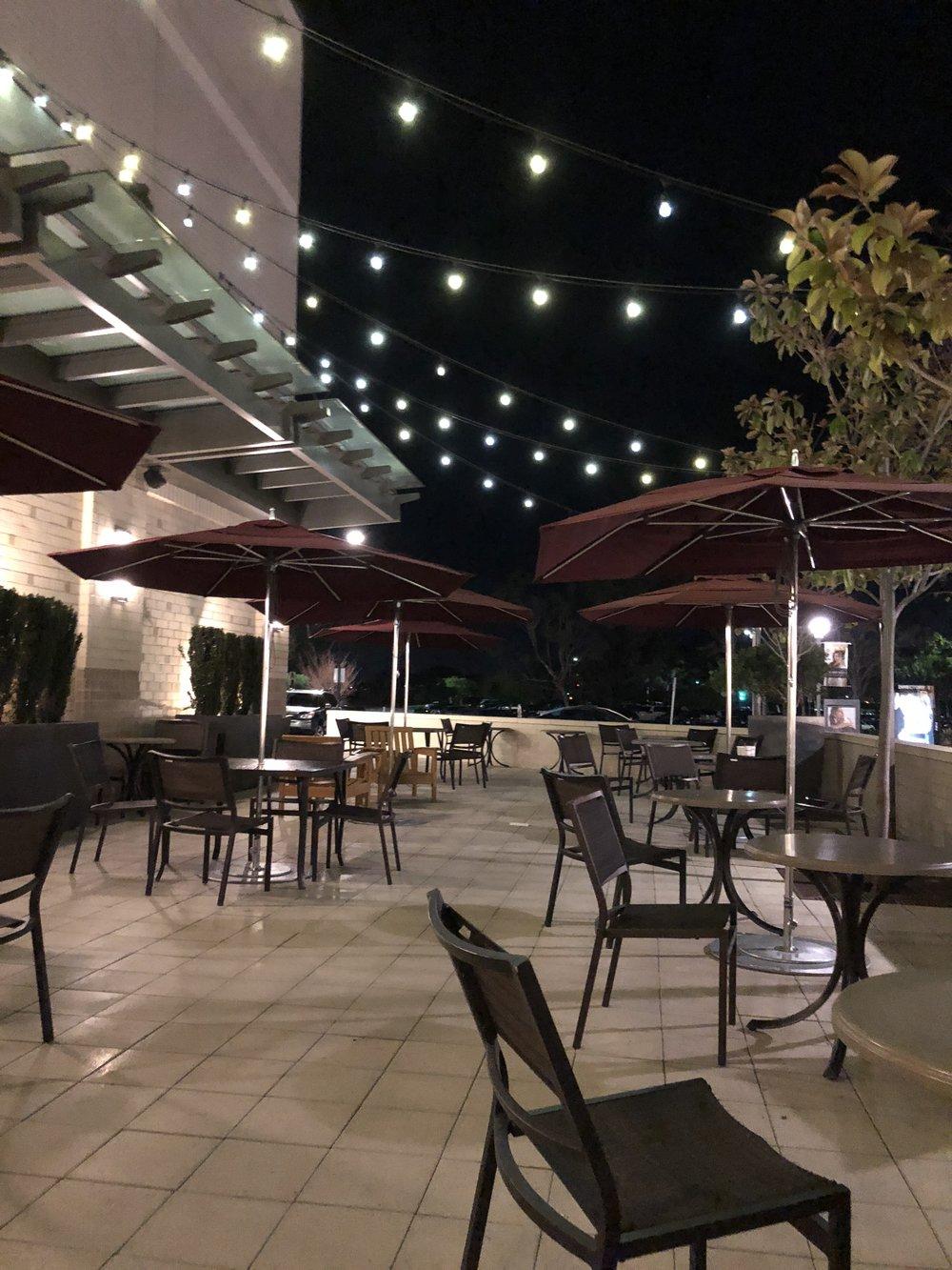 Nordstroms Courtyard Corte Madera