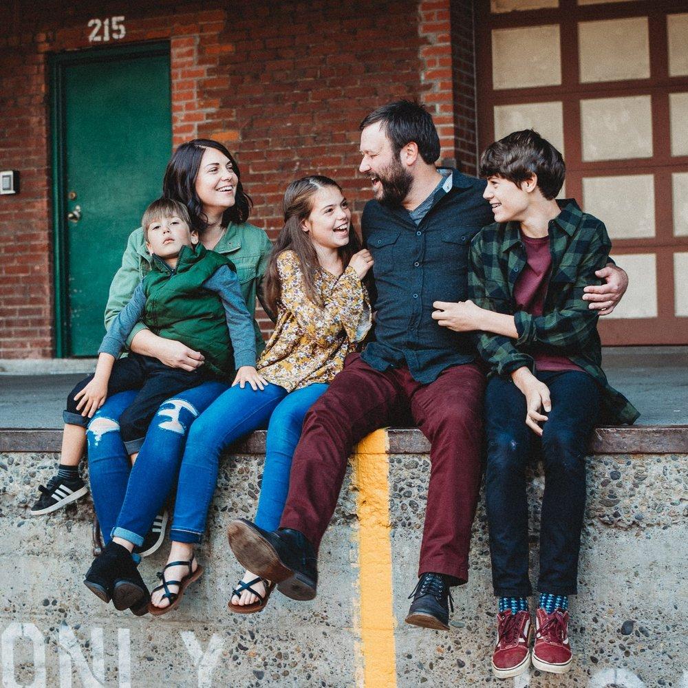 CHILDREN + FAMILY -