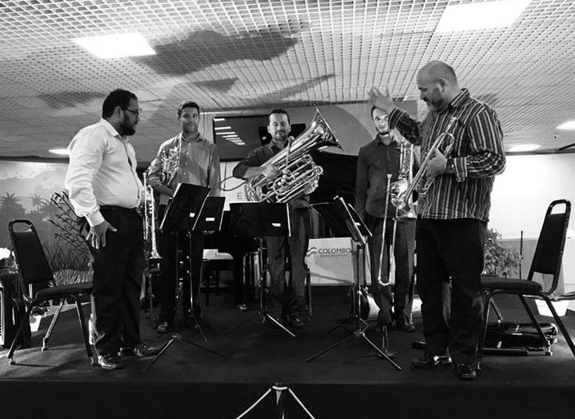CWBrass  -  Quinteto de Câmara de Metais de Curitiba