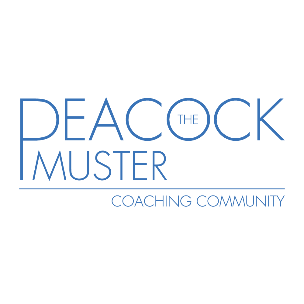 The Peacock Muster - colourful community for coaches in the music, entertainment & startup world.png