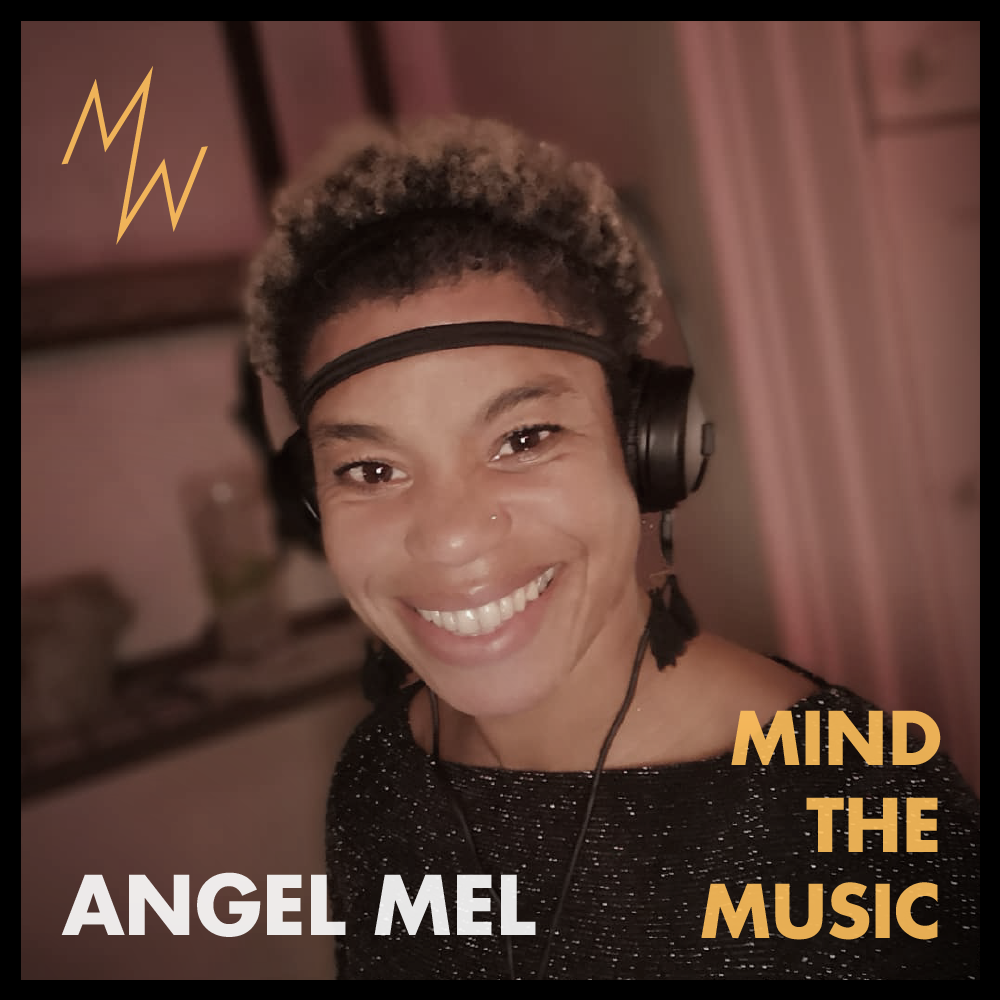 Angel Mel on Mind The Music.png