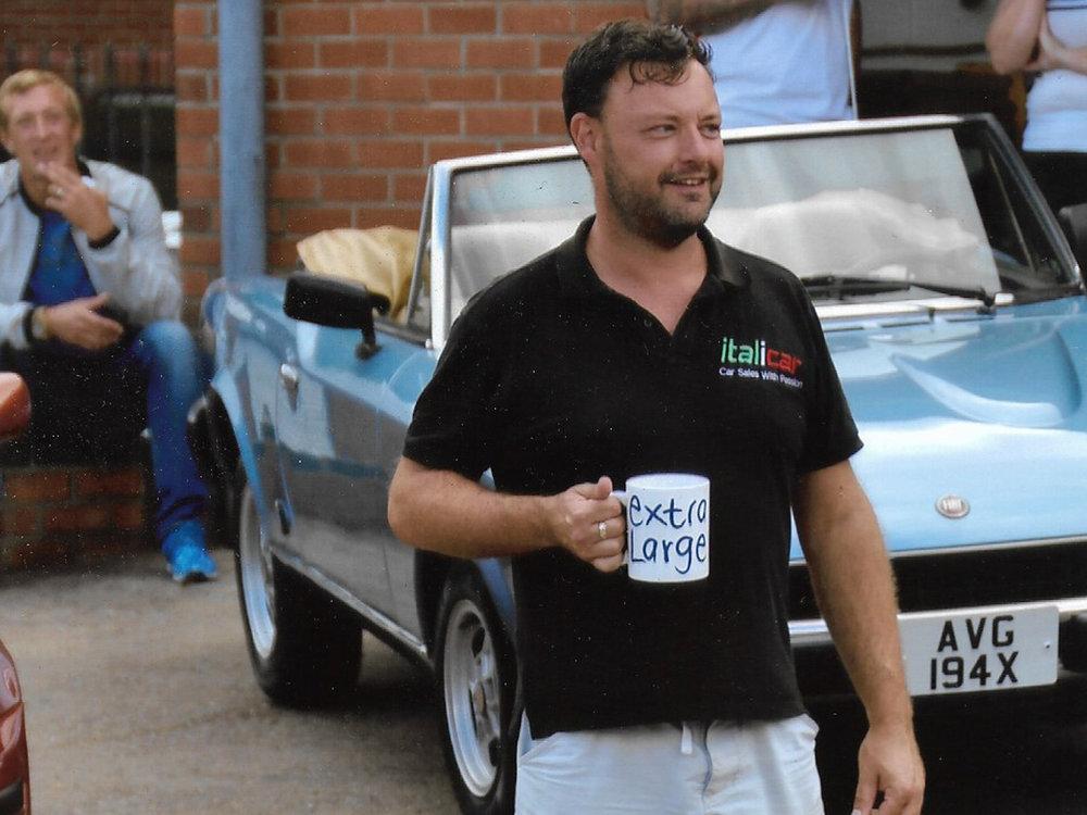 Luke Miller - Favourite Car  • Fiat Coupe 20VT LEFirst Car  • Ford Escort 1.1 Mk4Dream Car  • Ferrari 348 TB