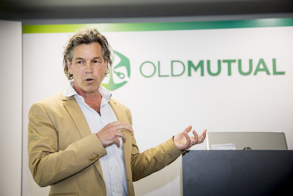 Old Mutual young entrepreneur guest speaker