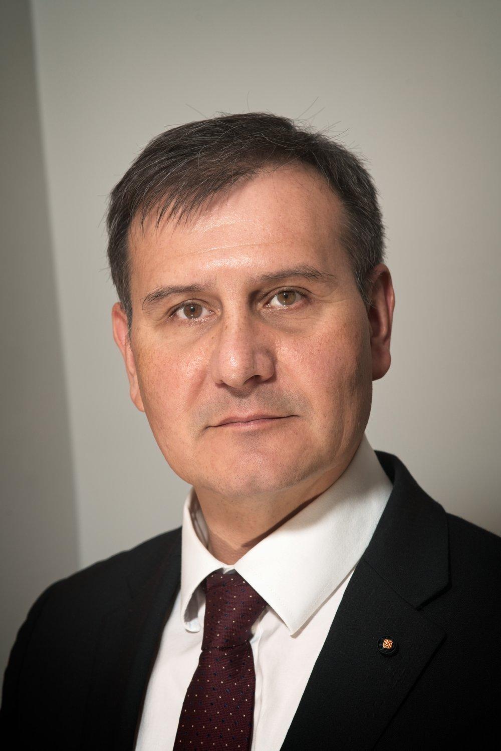 Frode Lundsten KHS, CEO