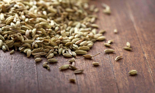 FENNEL SEED - Fennel seeds are rich in Vitamin C.Rich in Mangesium Calcium, Phosphorus and Iron.BENEFITS: strengthens hair. Provides essential nutrients needs for a healthy scalp. Reduces hair loss