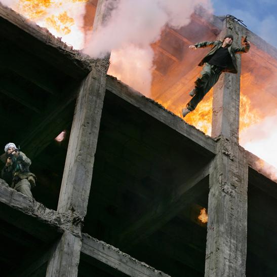 Stuntteam Hammy de Beukelaer