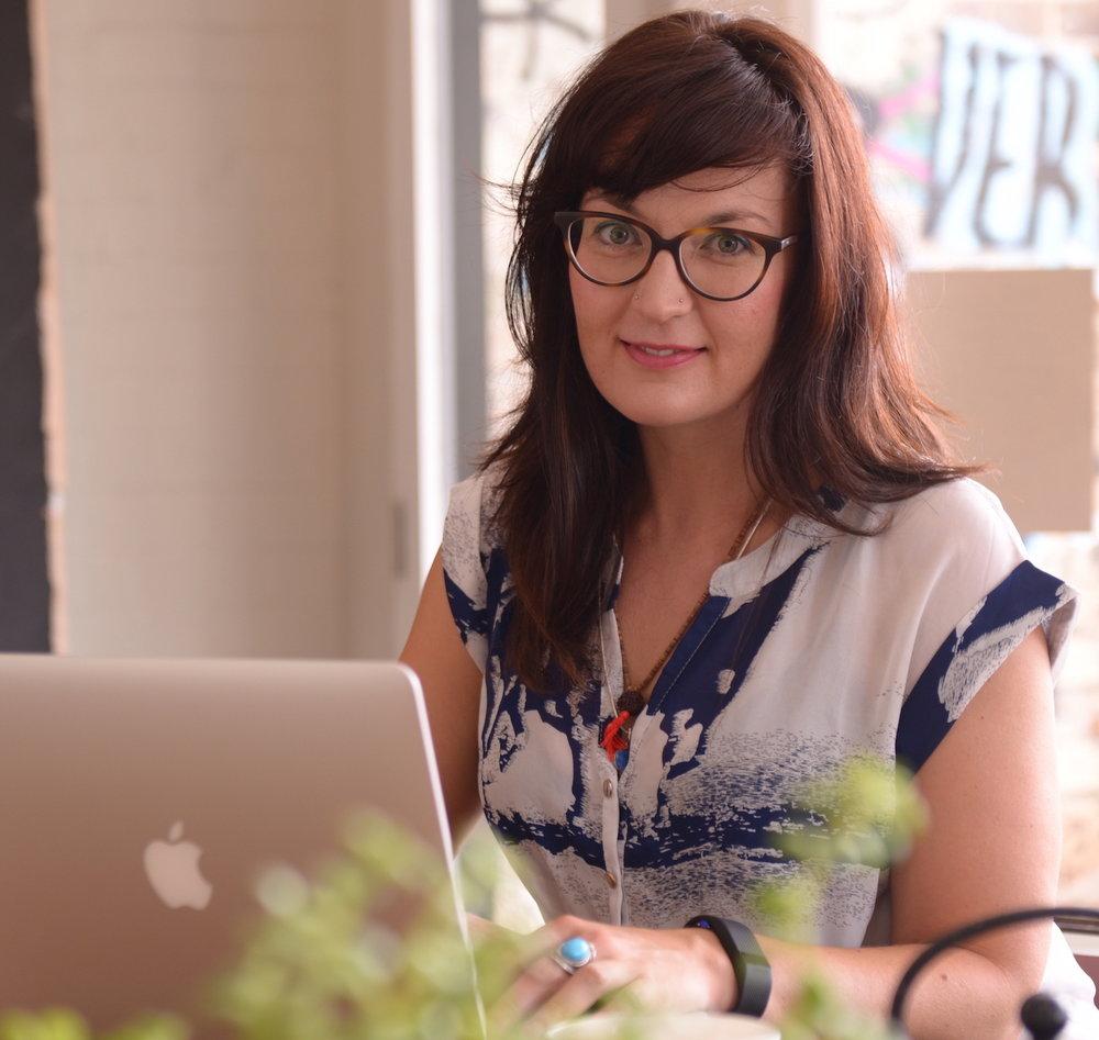 Jocelyn Brewer - Psychologist   Digital Nutritionist