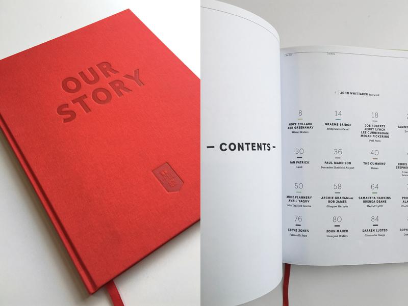 peel our story brochure