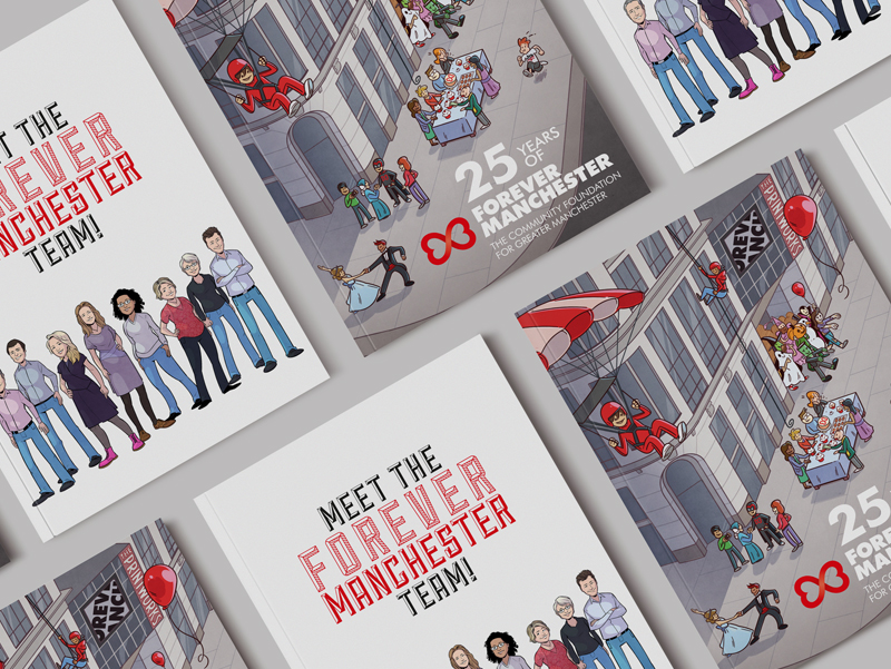 forever manchester brochure