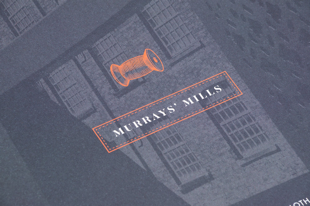 Murrays Mills brochure