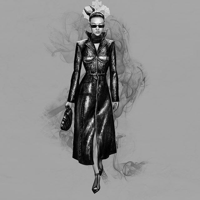 The Camarilla Clans #vampirethemasquerade #conceptart #characterdesign
