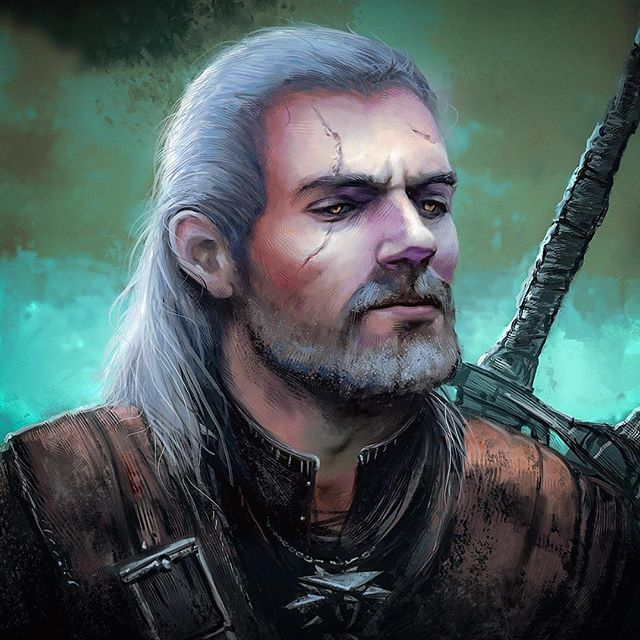 @henrycavill as #geraltofrivia  Can't wait! #witcher