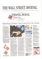 Wall Street Journal Fried Chicken