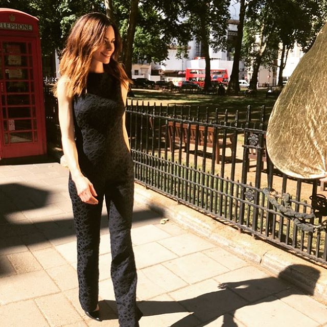 Totally love London all year round but when the sun shines like this, there's nowhere else we would rather be!! . . #lovelondon #londonfashion #londonphotoshoot #berkeleysquare #stylegoals #rebelelegance #jumpsuit #madeinlondon #madeinbritain #worklikeawoman #womenforwomen