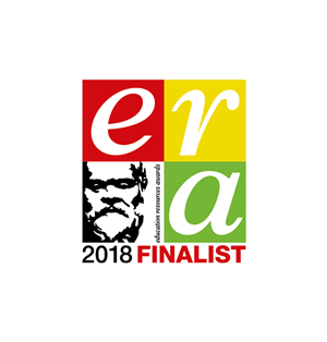 Educational Resource Awards 2018, finalist