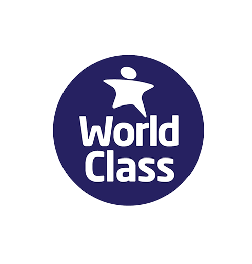 Awarded the World Class Schools Quality Mark
