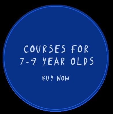 Tassomai courses for 7-9 year olds