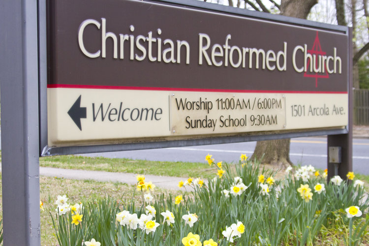 silver spring christian reformed church