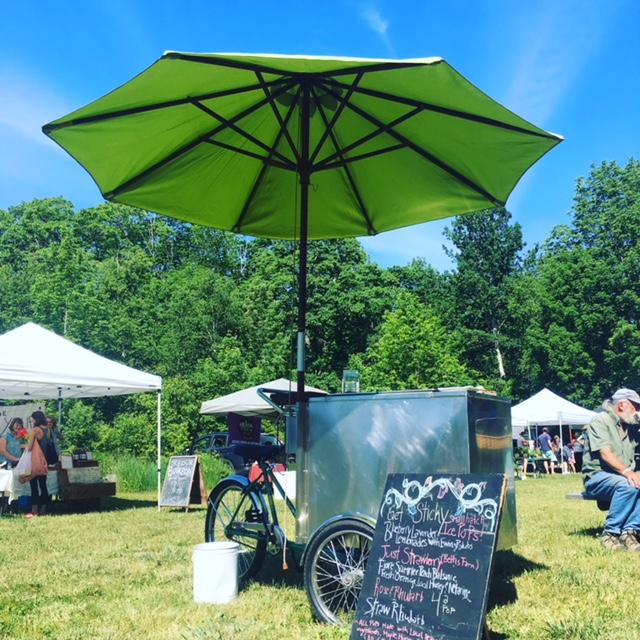 Camden Farmer's mARKET   Every Saturday Morning -June til October -9am to noon  116 Washington Street -Camden, Maine