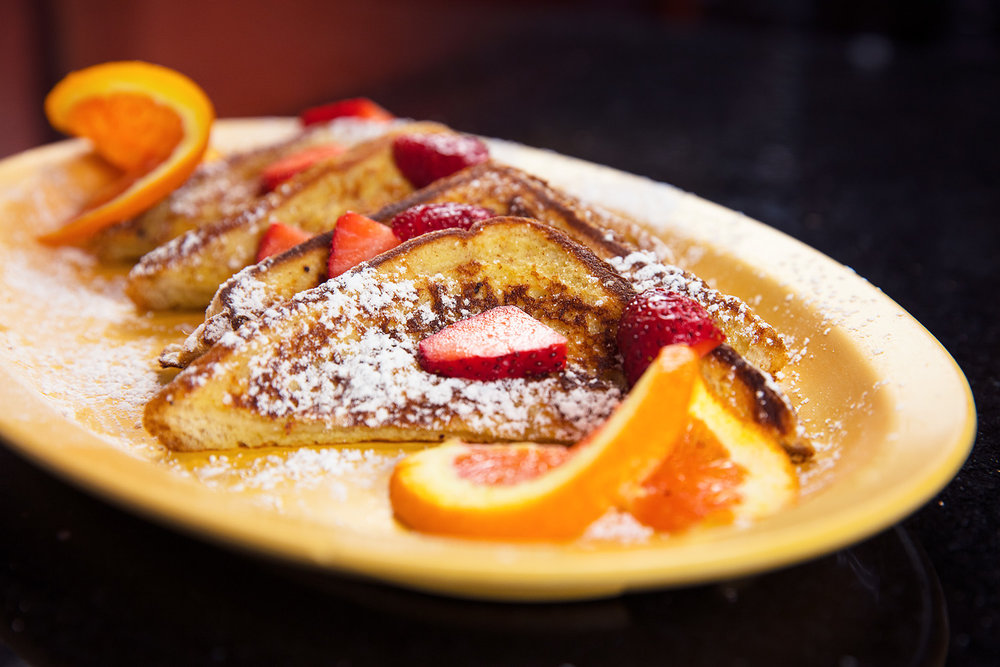 windward bar grille French toast