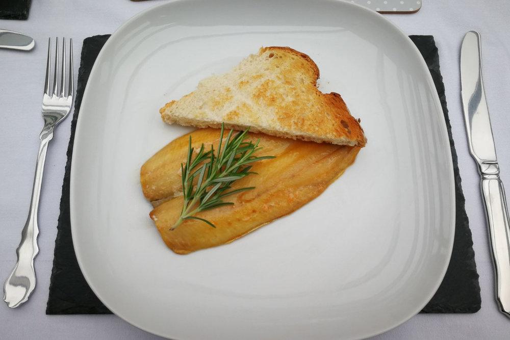 Tintagel-Breakfast