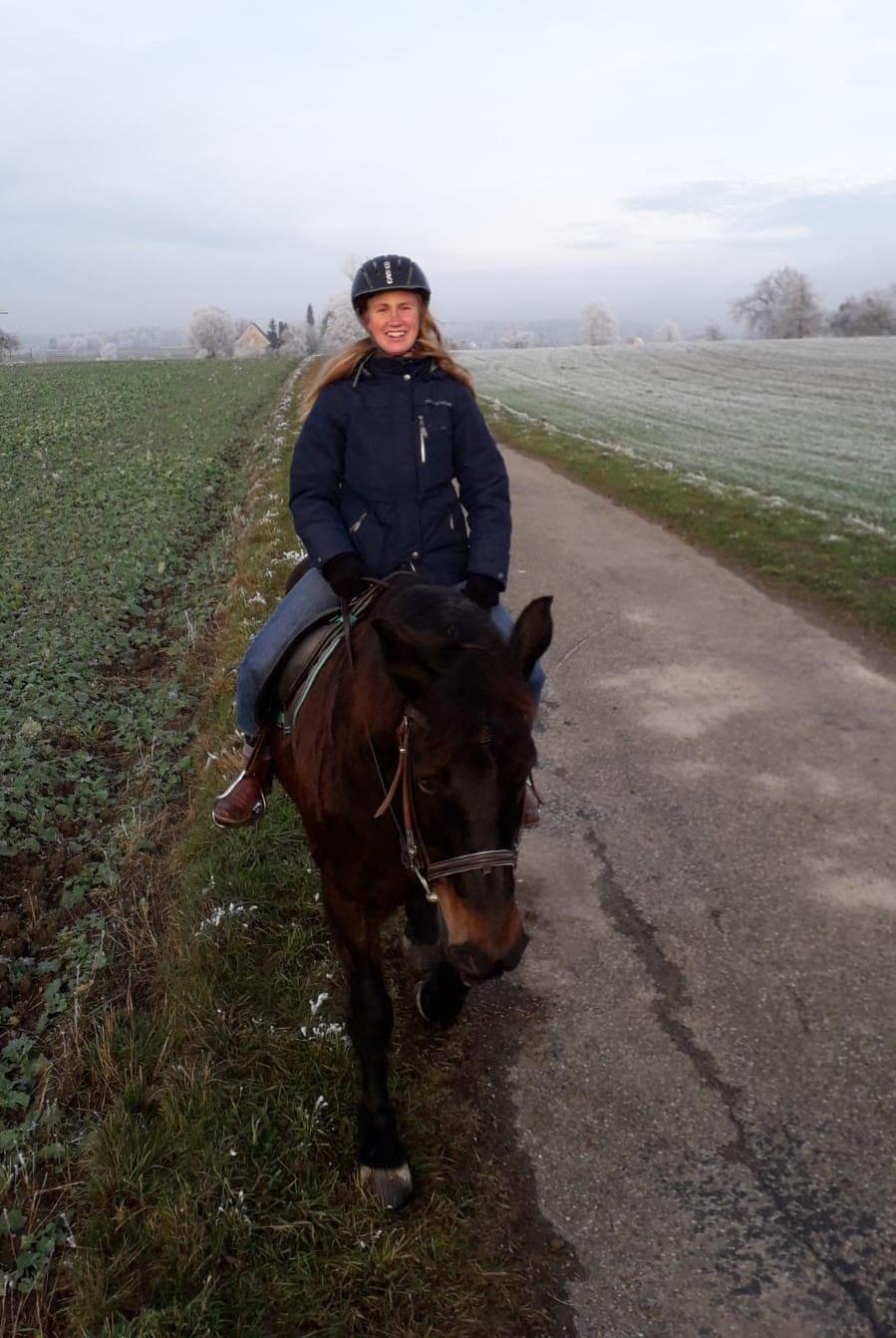 Sarah in Germany 2018