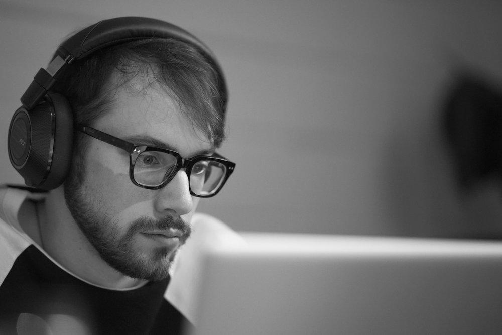 Jason Cliffen - Producer/Music Supervisor   jason@bedtracks.com