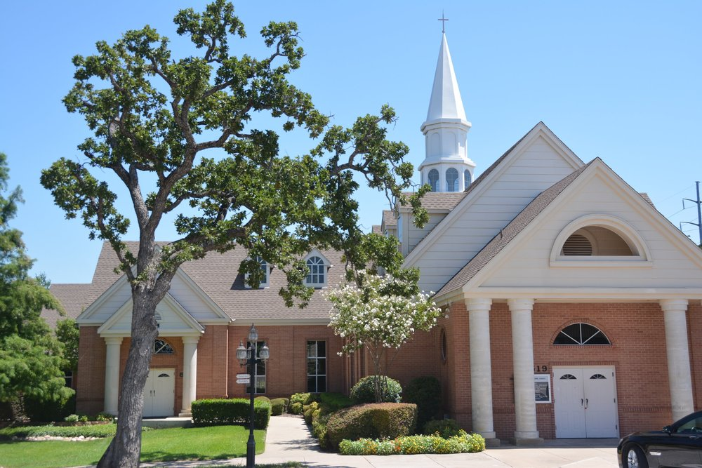 St. Laurence Church in Southlake, Texas