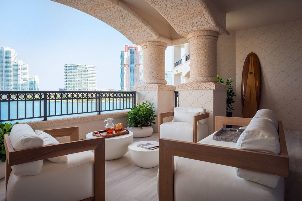 First Class Living - At Fisher Island