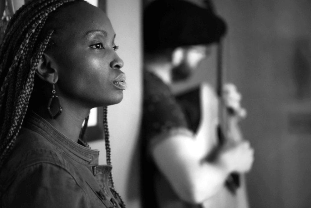 Photography: Paul Mulligan MUA: JoysSoul Stylist: JoysSoul