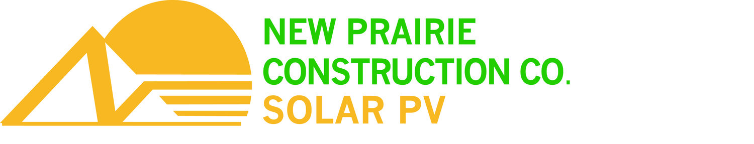 New Prairie Construction Company Solar