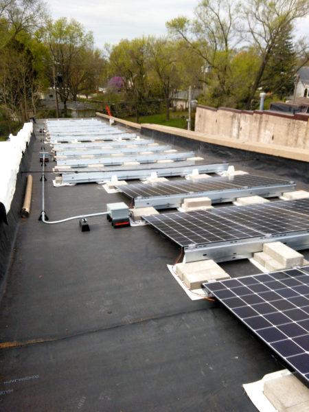 16.95 kW Solar PV system