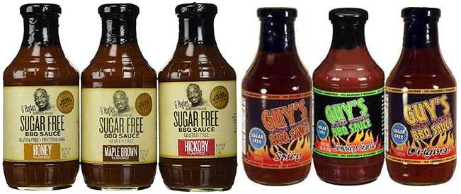 Keto Friendly BBQ Sauce – Sugar Free and Tasty — Savage Fuel