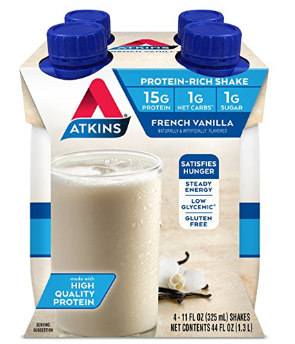 how to use atkins shakes keto diet