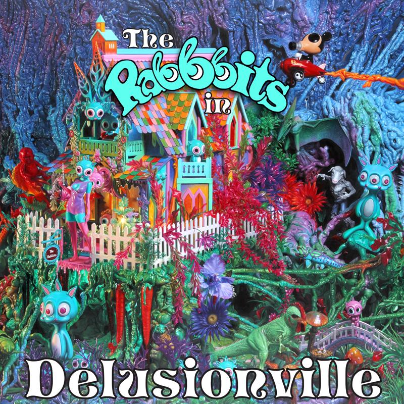 The Rabbbits - In Delusionville