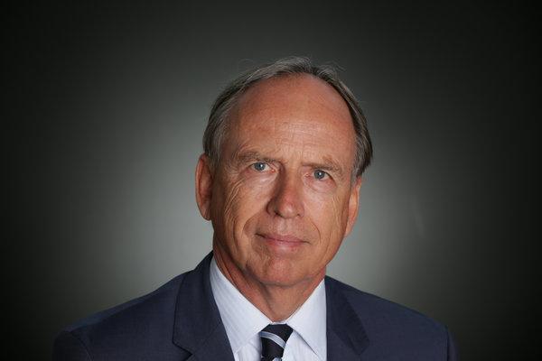 Otto Lampe - ehemaliger Botschafter in der Schweiz