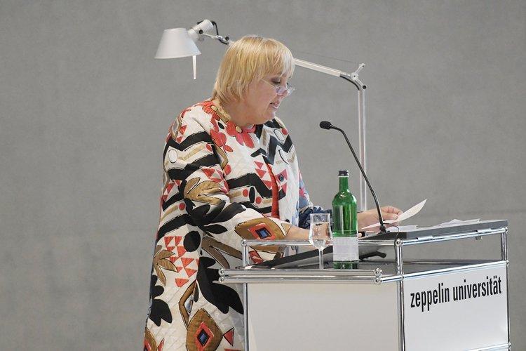 Claudia Roth - Bundestagsvizepräsidentin
