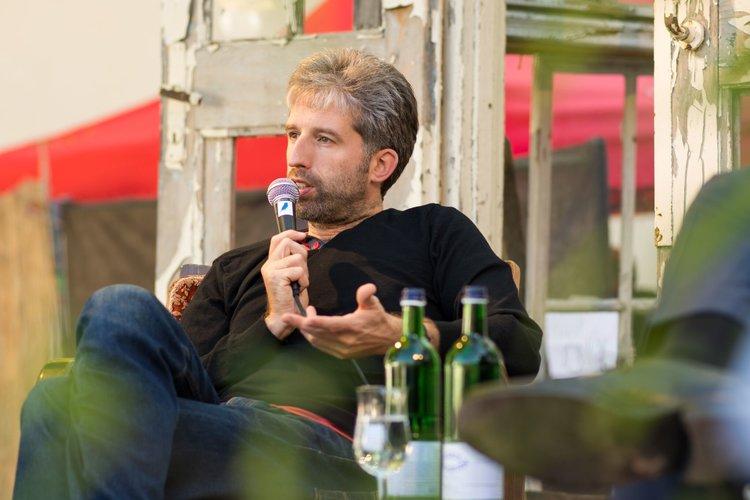 Boris Palmer - Bürgermeister der Stadt Tübingen